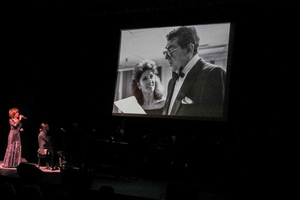 Deana & Dean Martin