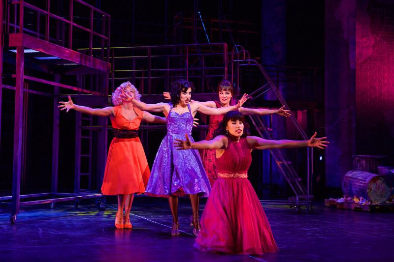 BWW Review: La Mirada Theatre Revisits Classic Musical WEST SIDE STORY