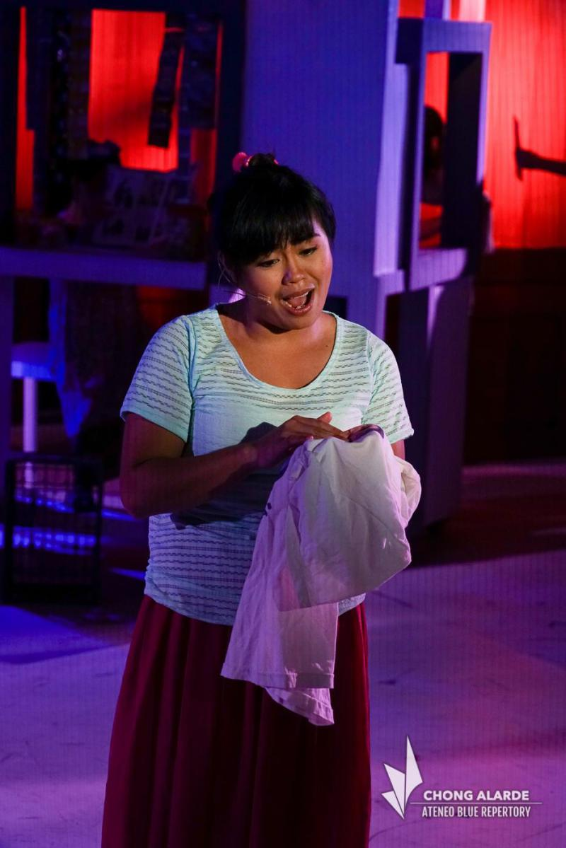 BWW Review: Ateneo Blue Repertory's 'Kung Paano Ako Naging Leading Lady'