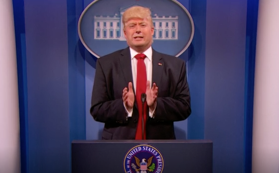First Term of Comedy Central's THE PRESIDENT SHOW Begins with a Bang!