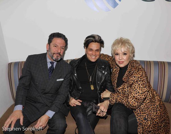 Photo Coverage: Deana Martin & John Pizzarelli Help Inaugurate Expanded Joey Reynolds Radio Show