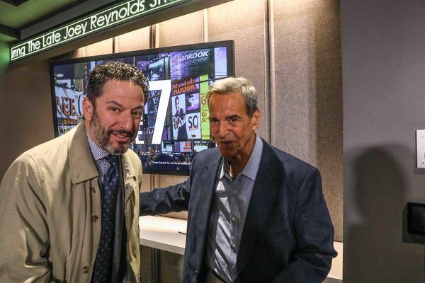 John Pizzarelli & Joey Reynolds