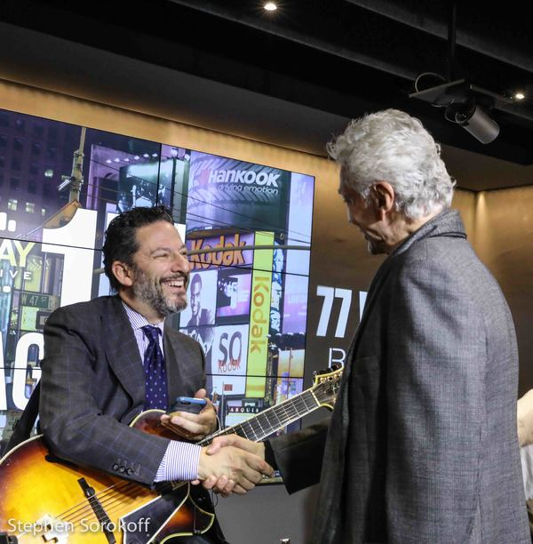 John Pizzarelli & John Griffith