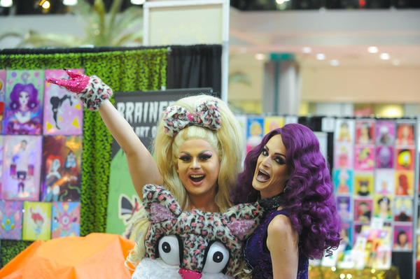 Jaymes Mansfield, Cynthia Lee Fontaine Photo