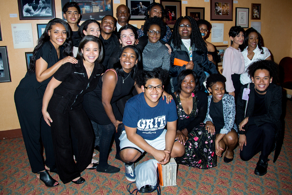 August Wilson Monologue Competition Finalists with Kenny Leon