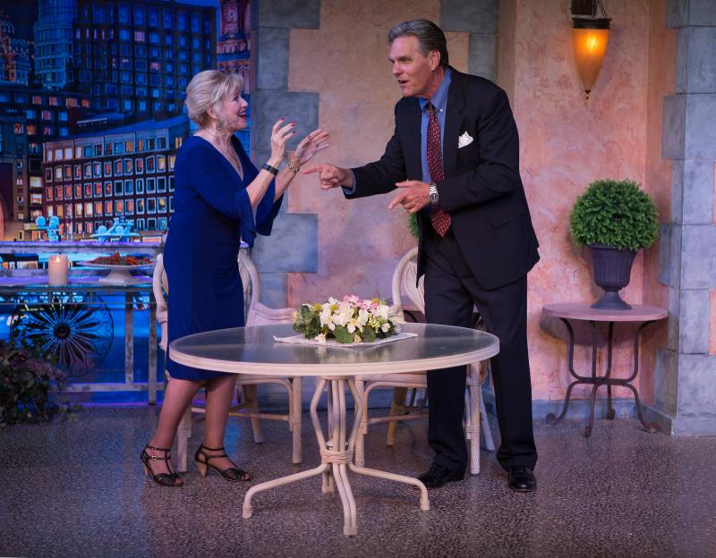 BWW Review: CV Rep's LATER LIFE is an Engaging Play, Expertly Presented