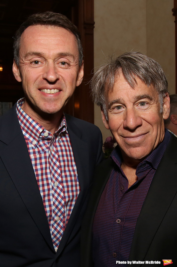 Andrew Lippa and Stephen Schwartz