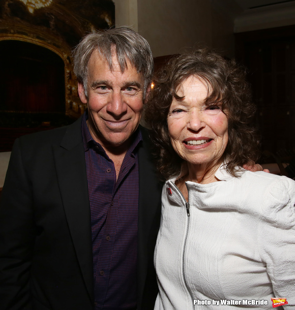 Stephen Schwartz and Gretchen Cryer