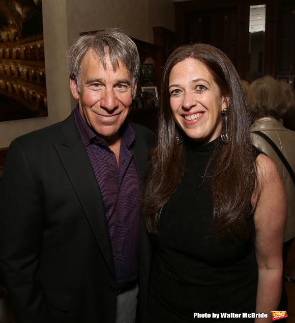 Stephen Schwartz and Kara Unterberg