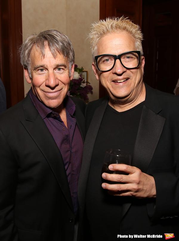 Stephen Schwartz and Ken Fallin