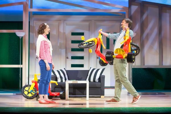 Photo Flash: Half Moon Theatre's CUL-DE-SAC Delivers Dose of Comedy and Despair