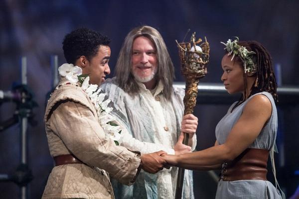 Photo Flash: THE TEMPEST Closes Cincinnati Shakespeare Company's Run at Race Street