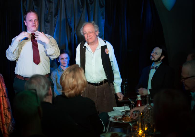 BWW Review: CABARET IN CAPTIVITY Pays Tribute to Victims of the Holocaust Through a Profound Night of Musical Escapism and Reflection