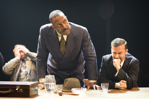 Photos: First Look at Lenny Henry in THE RESISTIBLE RISE OF ARTURO UI at Donmar Warehouse