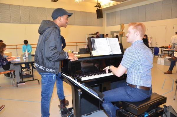 Brett Gray and Ryan Fielding Garrett