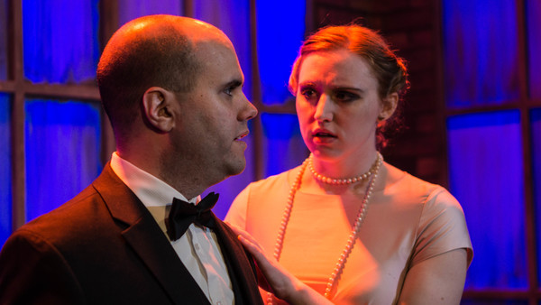 Jason Stockdale and Marybeth Kram Photo
