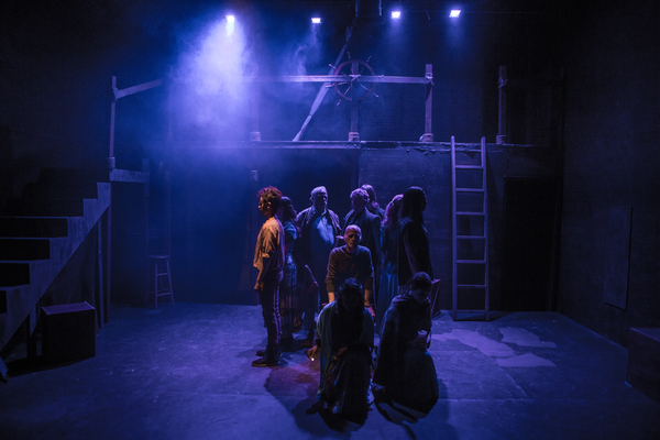Photos: First Look at Porters' PERICLES, Running Now in NoHo