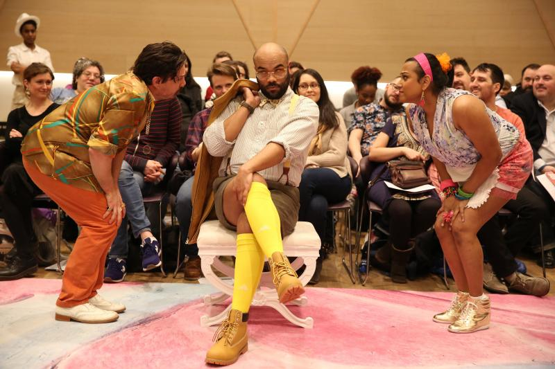 BWW Review: Mobile Unit Brings Free TWELFTH NIGHT To The Public Theater
