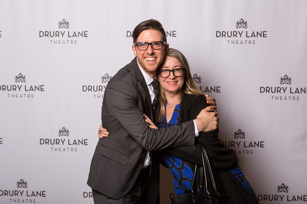 Matt Carney and Laura Stanczyk Photo