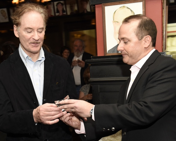 Photo Flash: Kevin Kline Honored with The Loukoumi Foundation 'Make A Difference' Award