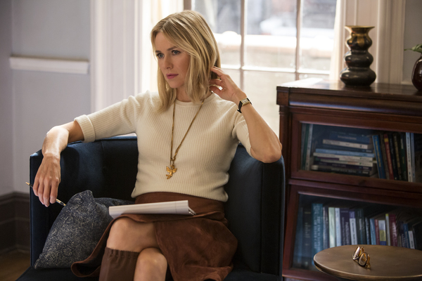 Photo Flash: First Look: Naomi Watts Stars in Upcoming Netflix Thirller GYPSY