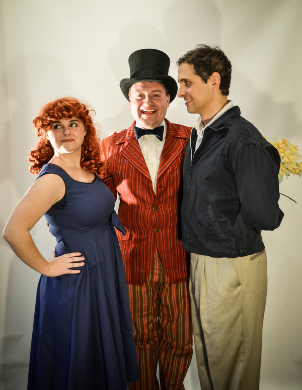Photo Flash: Meet the Cast of BIG FISH at Bainbridge Performing Arts