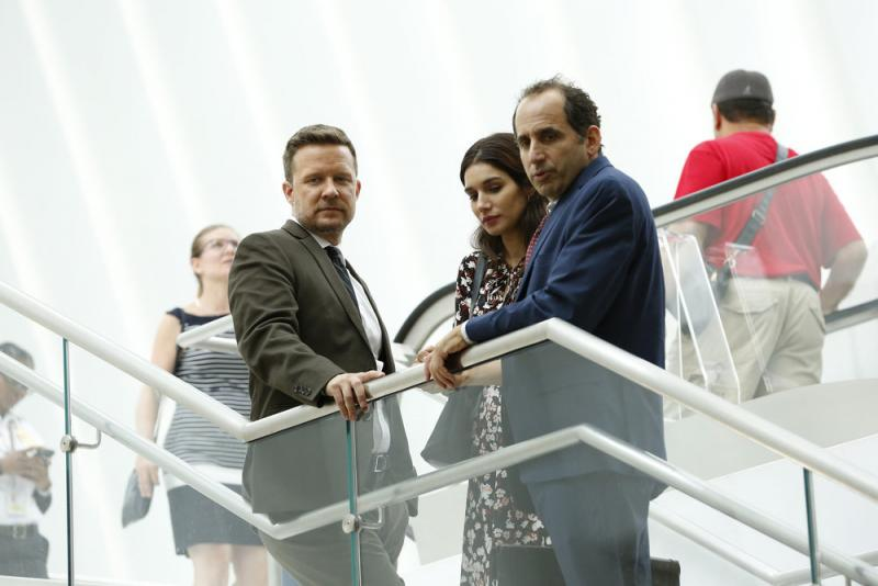 PHOTO: First Look - Will Chase Guest Stars on LAW & ORDER Season Premiere