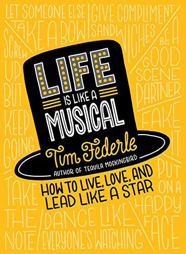 Tim Federle Talks Self Help Book in Entertainment Weekly