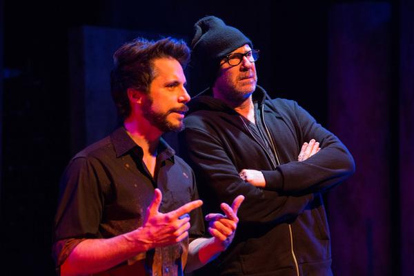 Derek Manson and Jeff LeBeau