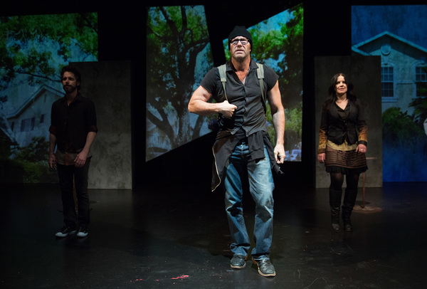 Photo Flash: First Look at Open Fist's Epic 'GARY PLAYS' Series, Opening This Week