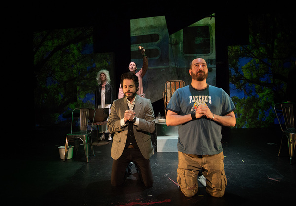 Photos: First Look at Open Fist's Epic 'GARY PLAYS' Series, Opening This Week