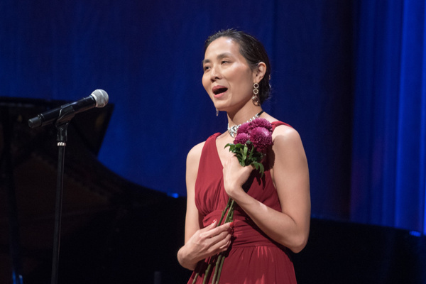 Photo Flash: Music Students with Visual Disabilities Perform at The Metropolitan Museum of Art