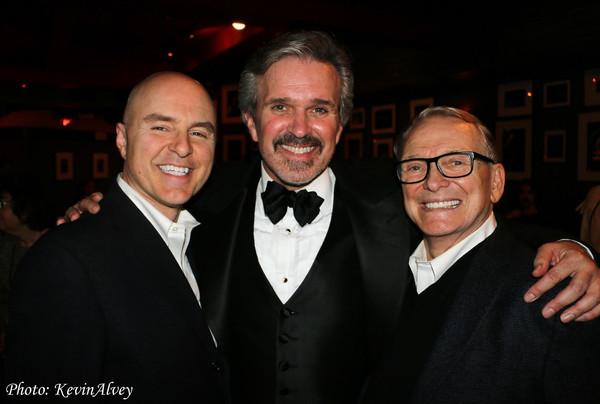 Joe McFate, George Dvorsky, and Bob Mackie
