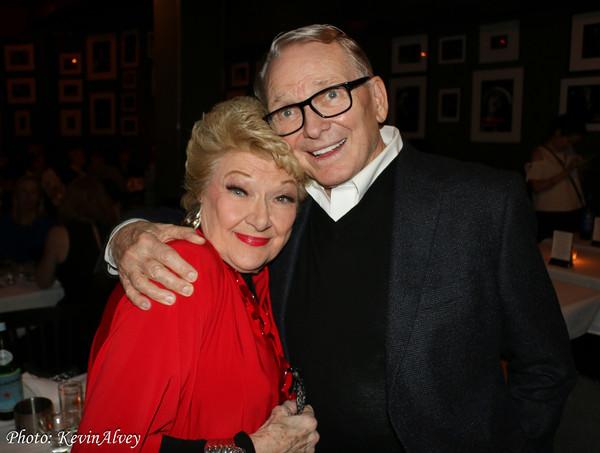 Marilyn Maye and Bob Mackie