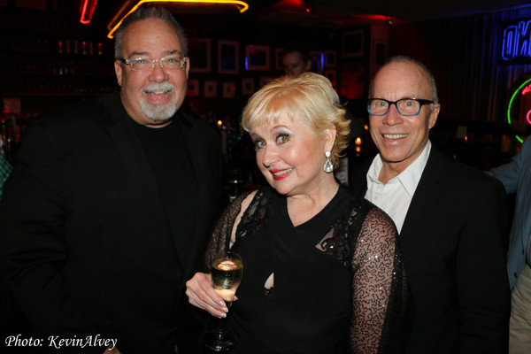 Michael McAssey, Sally Mayes, and Bill Hutton Photo