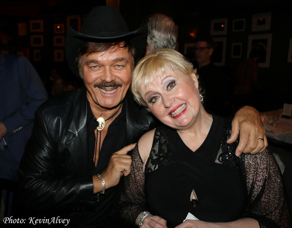 Randy Jones and Sally Mayes