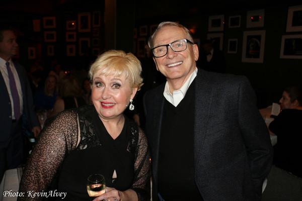Sally Mayes and Bob Mackie