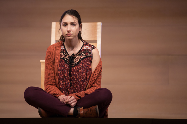 Photo Flash: First Look at ACTUALLY at Geffen Playhouse