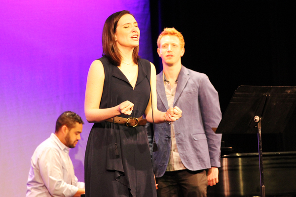 Photo Flash: Arielle Jacobs and More Perform New Works During BMI's Musical Theatre Workshop