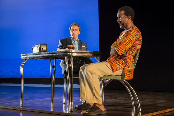 Photo Flash: First-Look at OBJECTS IN THE MIRROR World Premiere at the Goodman