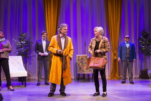 photo flash first look at nancy opel and more in curvy widow at george street playhouse. Black Bedroom Furniture Sets. Home Design Ideas