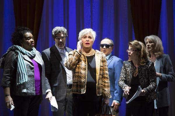 Aisha de Haas, Chris Shyer, Nancy Opel, Alan Muraoka, Andrea Bianchi and Elizabeth Wa Photo