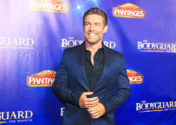 Photo Flash: THE BODYGUARD Opens at L.A.'s Pantages Theatre