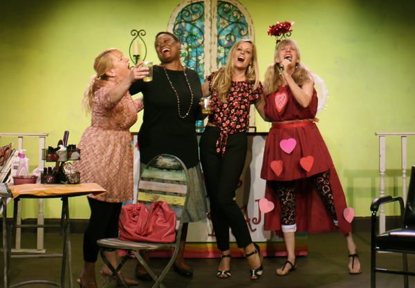 Jennifer Latka, Toni Philips, Olivia Gowan, Rebecca Williams Photo