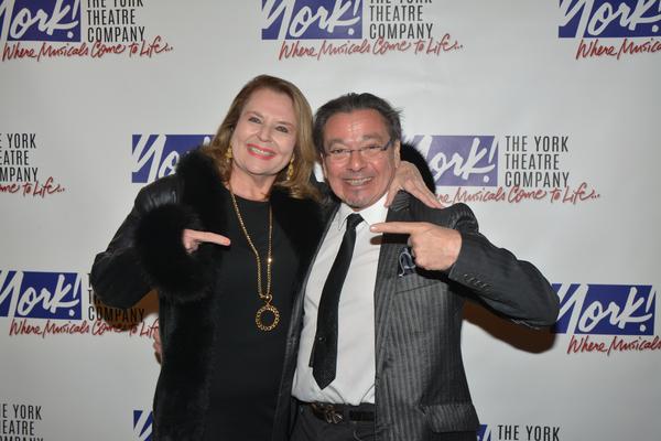 Randie Levine-Miller and Bill Castellino