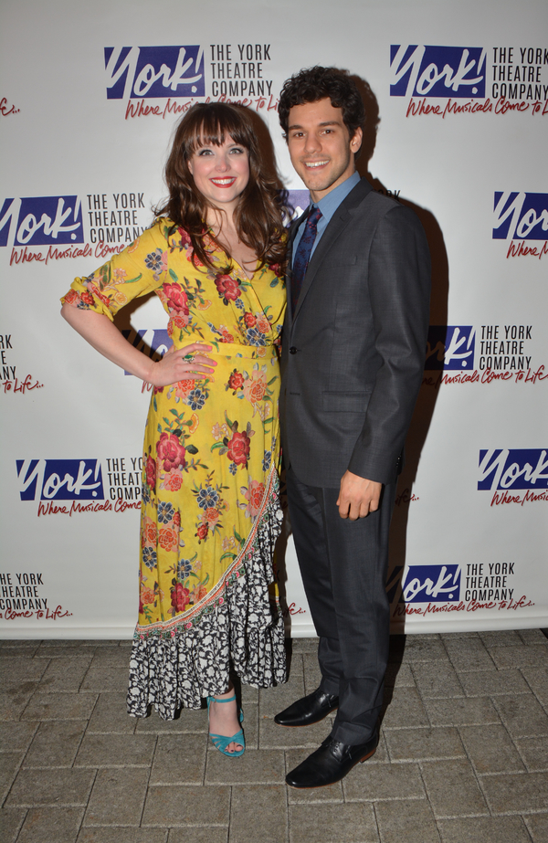 Photo Coverage: York Theatre Company Celebrates Opening Night of MARRY HARRY