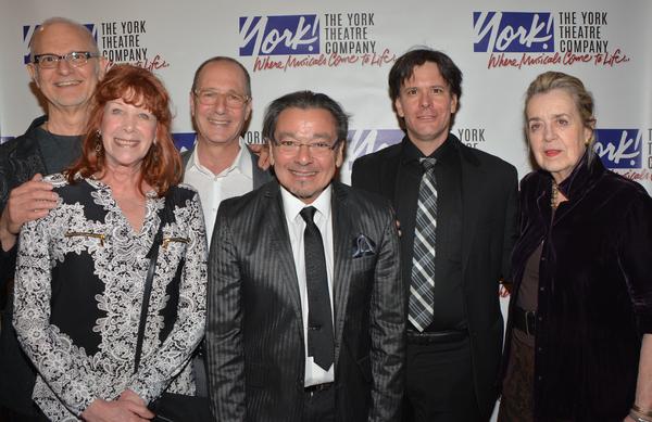 Micheal Biello, Tyler M. Holland, Dan Martin, Bill Castellino, Eric Svejcar and Jenni Photo