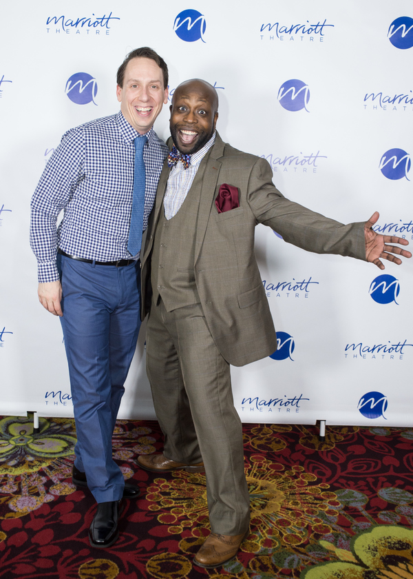 Photo Flash: Inside Opening Night of SHE LOVES ME at Marriott Theatre