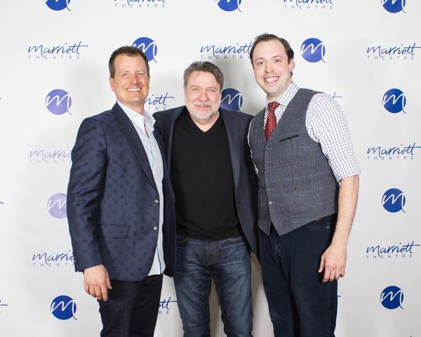 Aaron Thielen, Terry Hamilton, Alex Goodrich