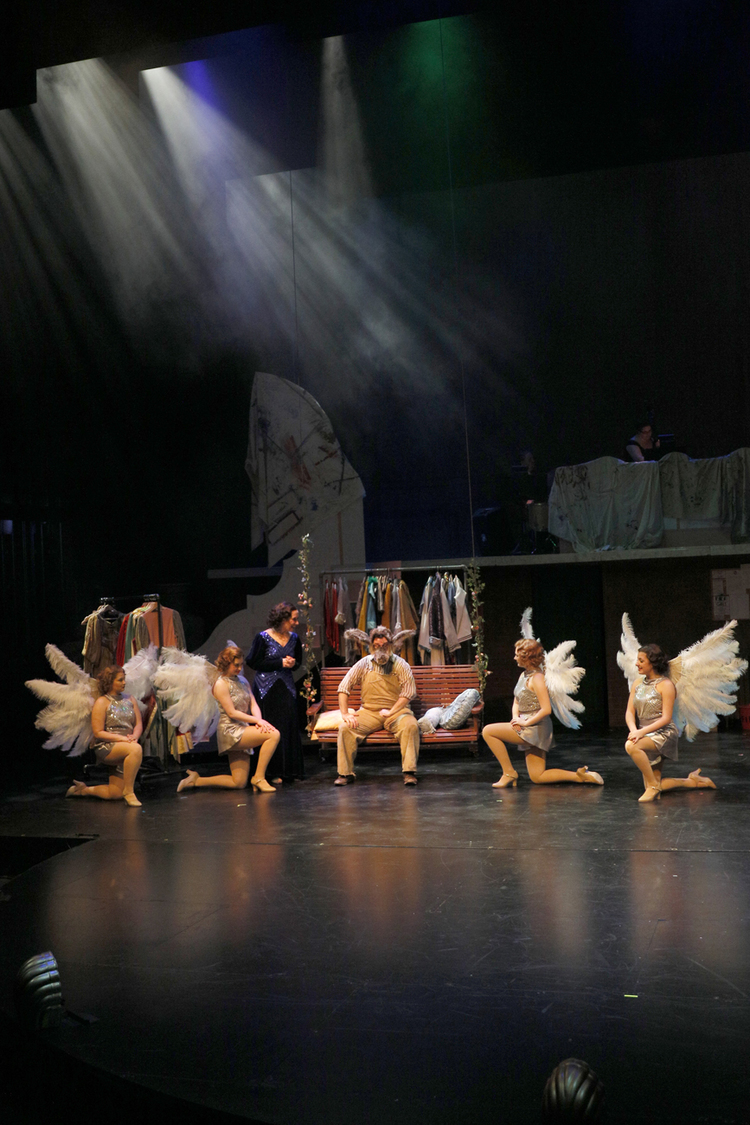 High Res The cast of A Midsummer Night's Dream
